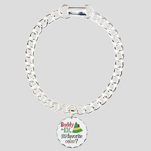 Elf Favorite Color Charm Bracelet, One Charm