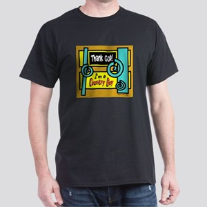 A Country Boy-John Denver/t-shirt Dark T-Shirt
