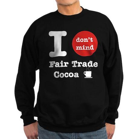 I Don't Mind... Sweatshirt (dark)