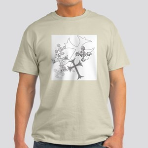 Cross Graphic  Light T-Shirt