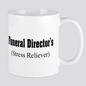 Funeral Director Stress Reliever Mug