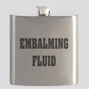 EMBALMING FLUID COFFEE MUGS Flask