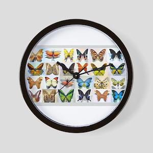 montrealfood.com Wall Clock