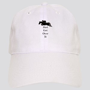 Just Get Over It Horse Jumper Cap