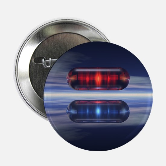 "Capsules In Space 2.25"" Button"