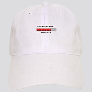 Personalized LOADING... Cap