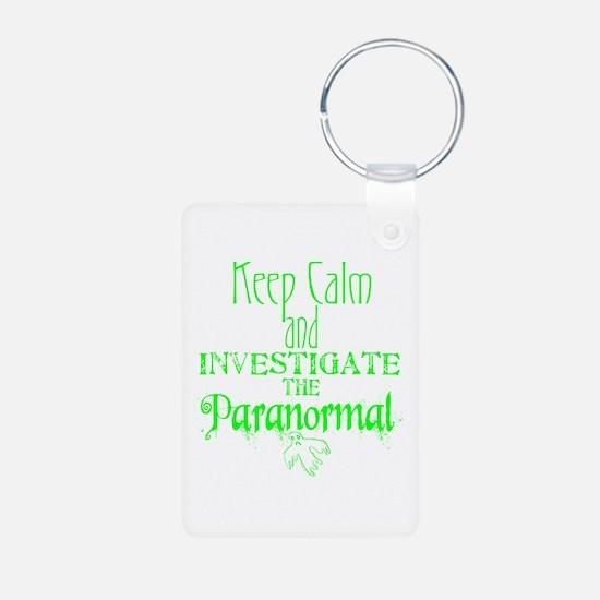 Keep Calm: Paranormal Keychains