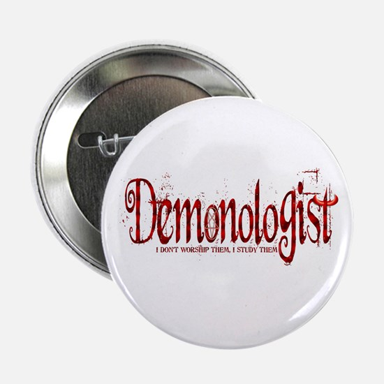"Demonologist 2.25"" Button"