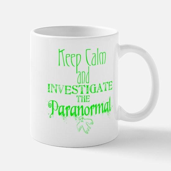 Keep Calm: Paranormal Mug