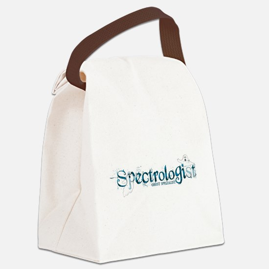 Spectrologist Canvas Lunch Bag