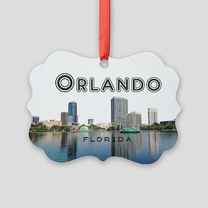 Orlando Picture Ornament