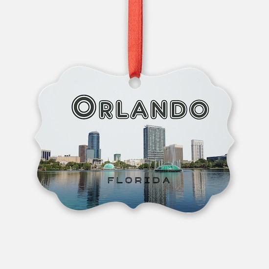 Orlando Ornament