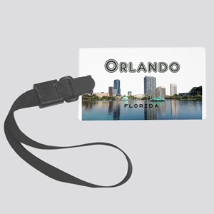 Orlando Large Luggage Tag