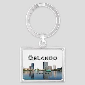 Orlando Landscape Keychain