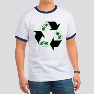 Recycle Your Cycle Ringer T