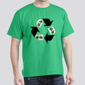 Recycle Your Cycle Dark T-Shirt