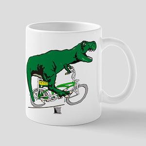 T Rex vintage Mug