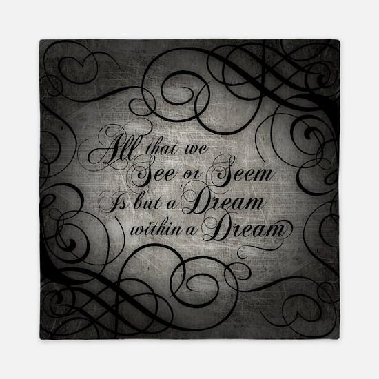 Dream Within A Dream Queen Duvet