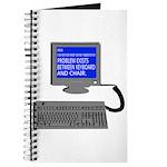 PEBKAC - ID10T Error Journal