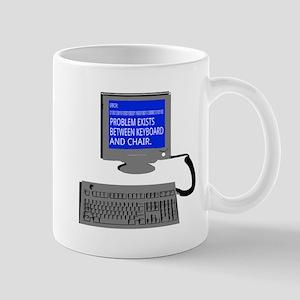 PEBKAC - ID10T Error Mug