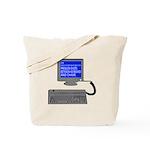 PEBKAC - ID10T Error Tote Bag