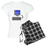 PEBKAC - ID10T Error Women's Light Pajamas