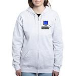 PEBKAC - ID10T Error Women's Zip Hoodie