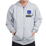 PEBKAC - ID10T Error Zip Hoodie
