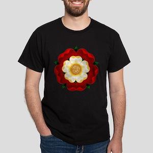 Tudor Rose Dark T-Shirt