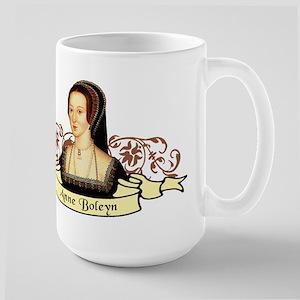 Anne Boleyn Large Mug