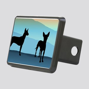 Blue Mountain Xolo Rectangular Hitch Cover