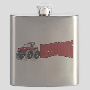 Rockhounding Flask