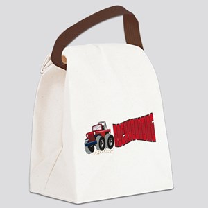 Rockhounding Canvas Lunch Bag