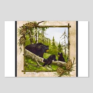 Best Seller Bear Postcards (Package of 8)