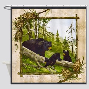 Best Seller Bear Shower Curtain