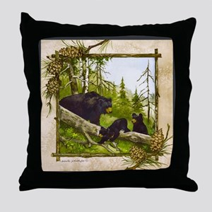 Best Seller Bear Throw Pillow