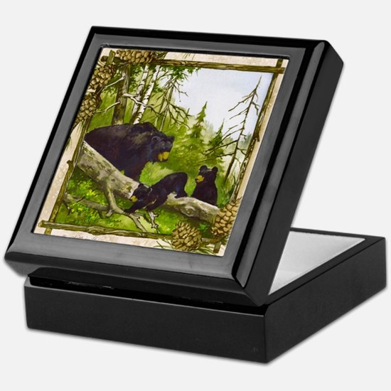 Best Seller Bear Keepsake Box