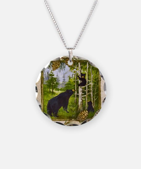 Best Seller Bear Necklace