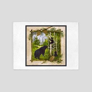 Best Seller Bear 5'x7'Area Rug