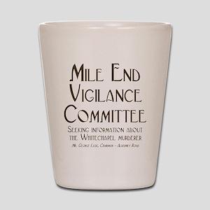 mile end Shot Glass