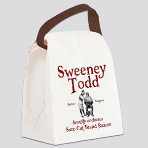 Sweeney Todd Canvas Lunch Bag