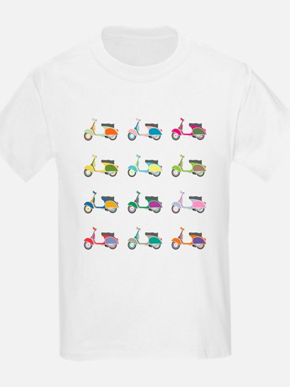 Vespa Piaggio Party T-Shirt