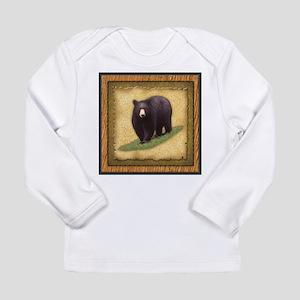 Best Seller Bear Long Sleeve Infant T-Shirt