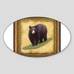 Best Seller Bear Sticker (Oval)