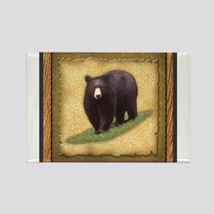 Best Seller Bear Rectangle Magnet