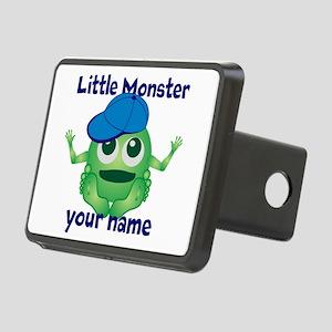Little Monster Boy Rectangular Hitch Cover