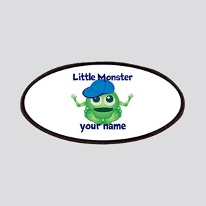 Little Monster Boy Patches