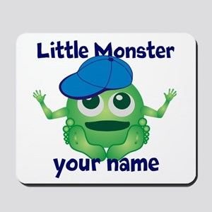 Little Monster Boy Mousepad
