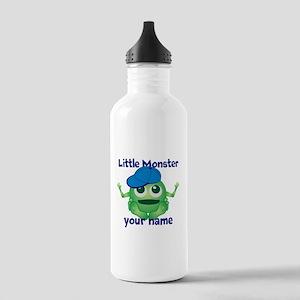 Little Monster Boy Stainless Water Bottle 1.0L
