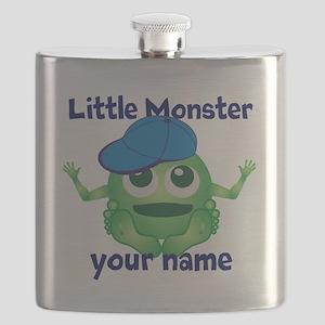 Little Monster Boy Flask